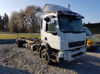 VOLVO FL THE MOUNTING FRAME