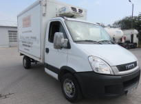 IVECO DAILY Fridge Truck / Isotherm