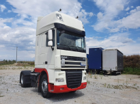 DAF FT XF105 TRACTOR UNIT