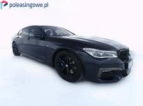 BMW 740D XDRIVE SEDAN